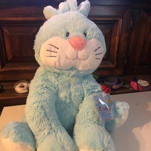 Blue bunny Webkinz JR